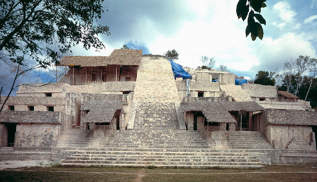 Visita Ek Balam, Yucatán
