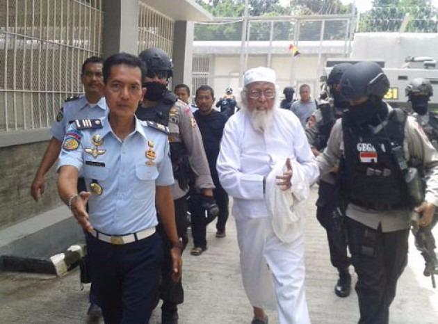 Update kondisi ust. Abu bakar Baasyir (hafizahullah)