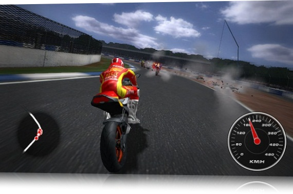Superbike Racers game PC