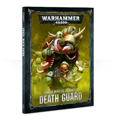 Codex: Death Guard (25 €)