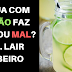 Dr. Lair Ribeiro Explicando Para Médico Que Água Com Limão NÃO FAZ MAL