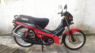 Motor Kenangan Tahun 90an..Yamaha Champ 1991 Original Part