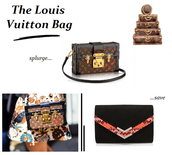 timeless style; timeless fashion; classic fashion; classic style; LV bag; louis vuitton bag; petit malle;