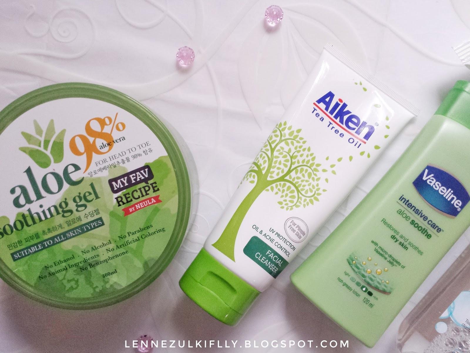 Drugstore Skincare Haul | LENNE ZULKIFLLY