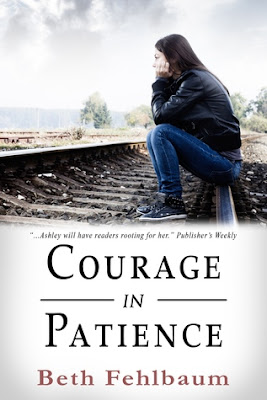 BOOK REVIEW: Courage in Patience by Beth Fehlbaum