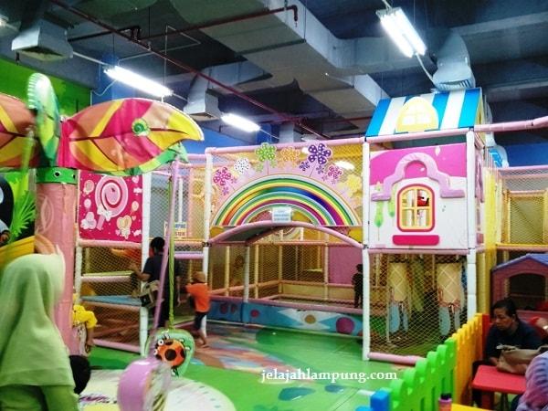 Play Land Boemi Kedaton Mall Tempat Bermain Anak Yang Bikin Anak Tak
