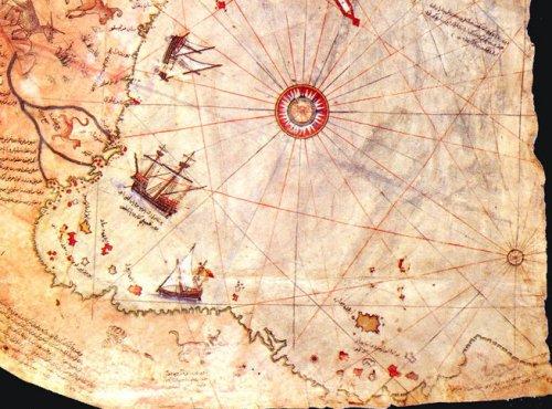 enigmas y misterios del mapa piri reis