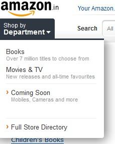 Amazon-India-Dirextory
