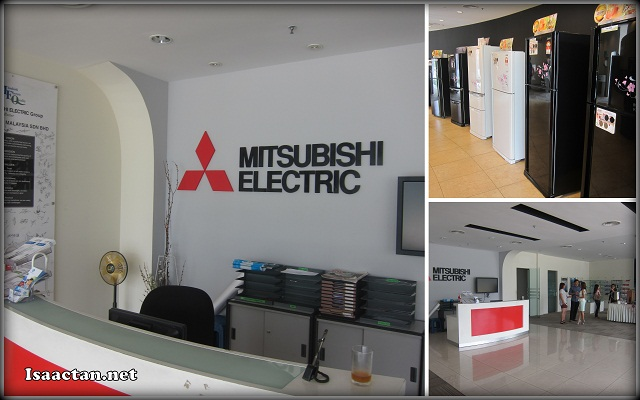Mitsubishi Electric's head office in Petaling Jaya