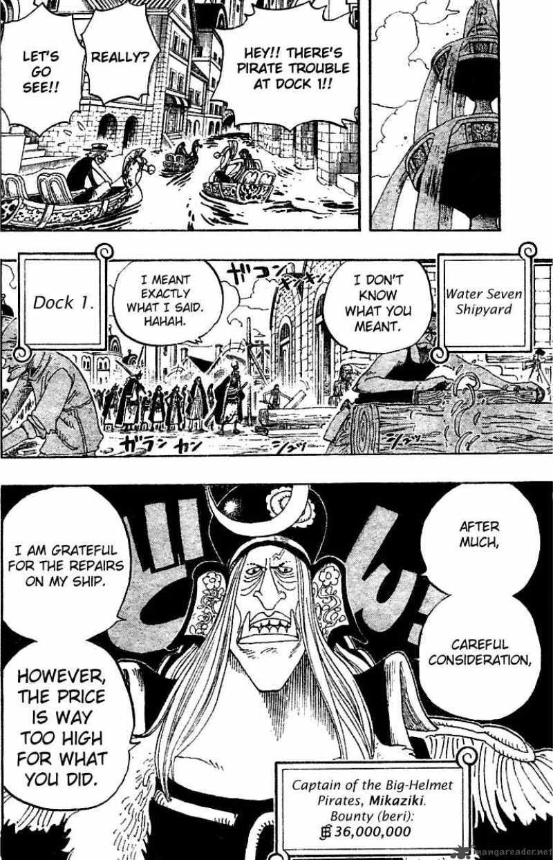 One Piece Ch 323