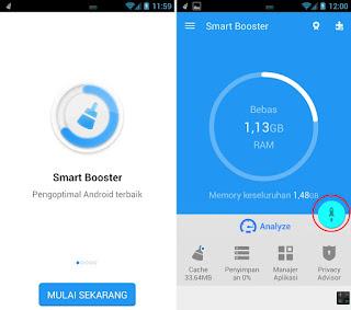 Aplikasi Untuk Menambah RAM Android dan Mempercepat Android