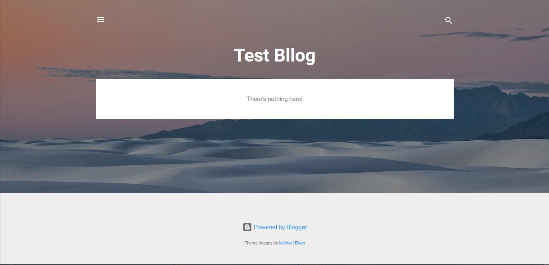 طريقة تغيير قالب المدونة لقالب احترافي