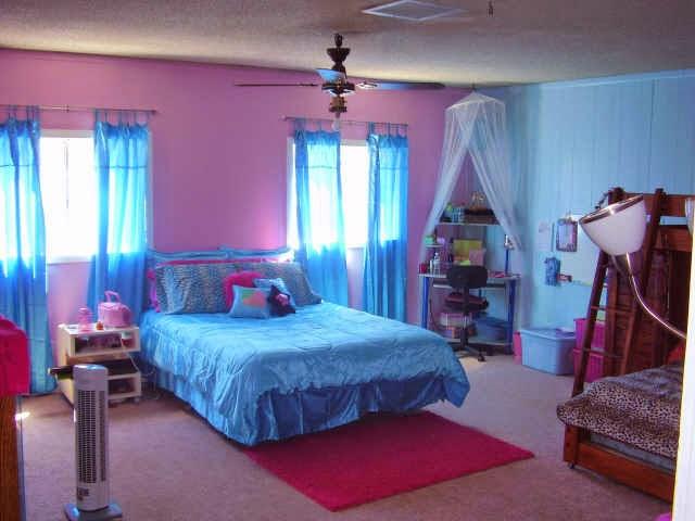 Kombinasi Warna Cat Kamar Anak Perempuan 22 terpopuler kombinasi cat kamar warna biru dan pink
