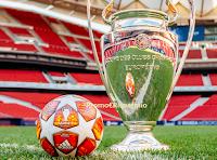 Logo Santander ''Un prestito da Campioni'': vinci gratis 100 gadget UEFA Champions League