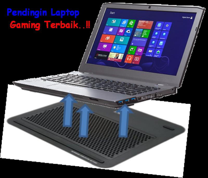 7 pendingin laptop gaming terbaik harga murah
