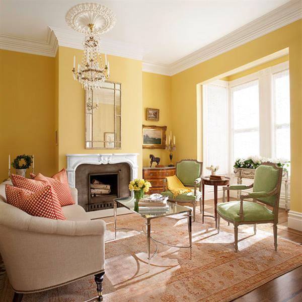 Ideas For A Small Living Room: Vintage Pearl: The Inspiration
