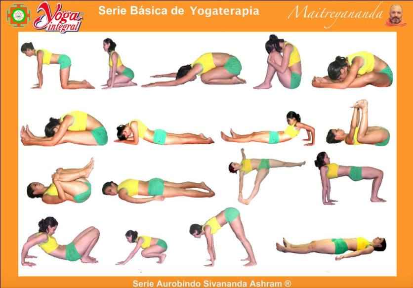 Yoga Integral Teorico 8 Cuales Son Los Kramas O Series Del Purna Yoga Integral