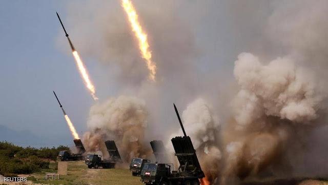 """مناورة ل""""صواريخ بعيدة المدى"""" وزعيم كوريا الشمالية يأمر بتأهب قتالي كامل عقب توتر العلاقة مع واشنطن"""