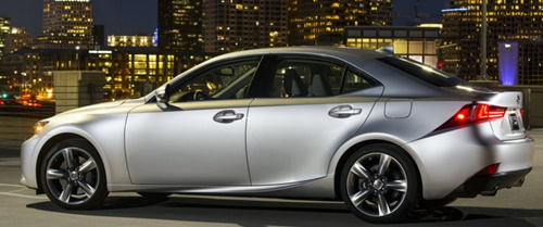 2016 Lexus IS 250 Review All Design
