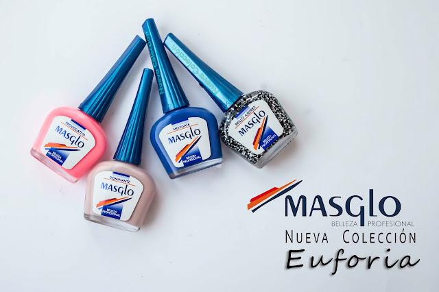 Euforia, la nueva Colección de esmaltes de Masglo.
