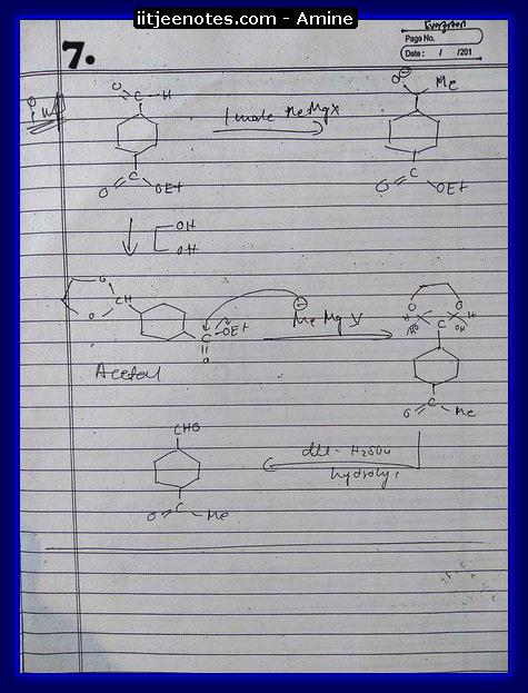 Amine Notes7