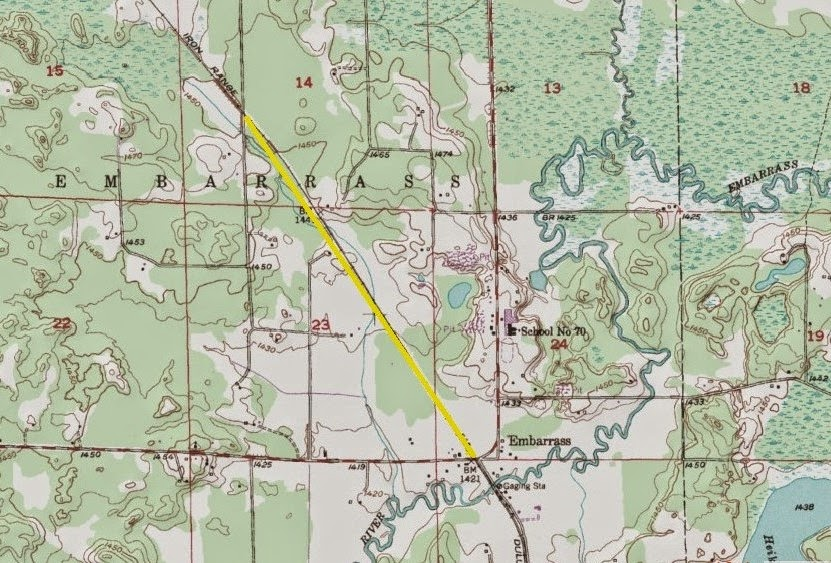 Day Hiking Trails: Topo maps for day hiking trails in