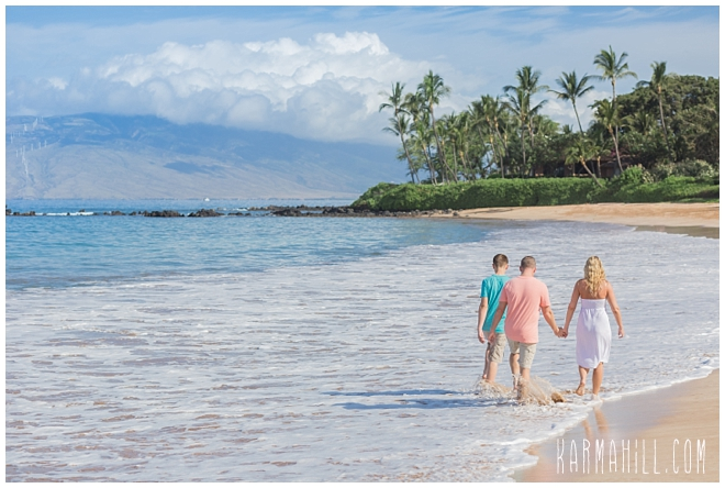 Wailea Family Portraits