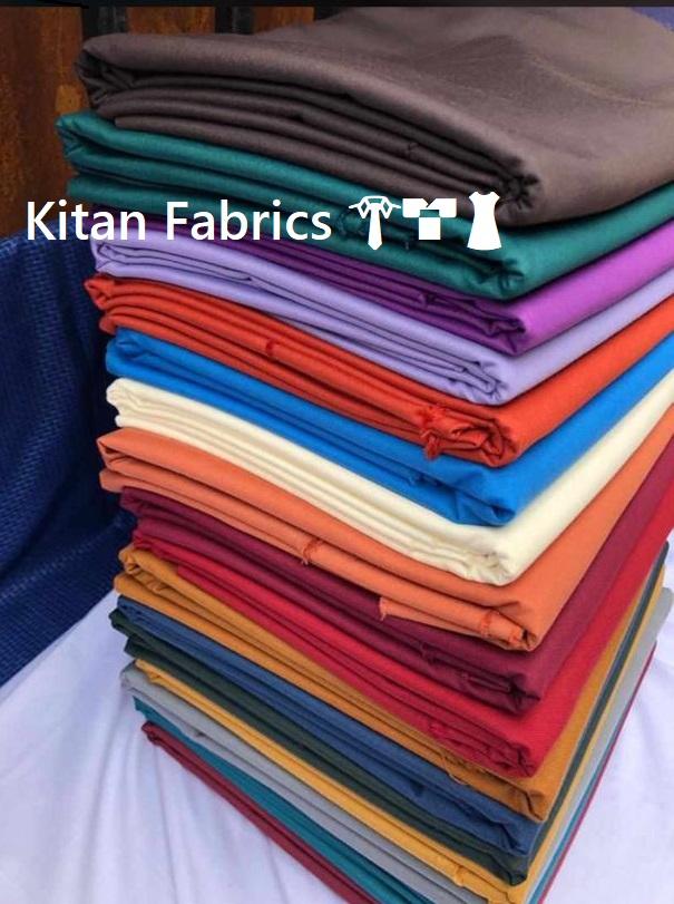 Kitan Fabrics 👔👘👗
