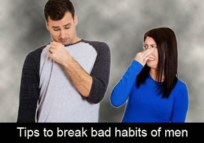 Bad habits of men