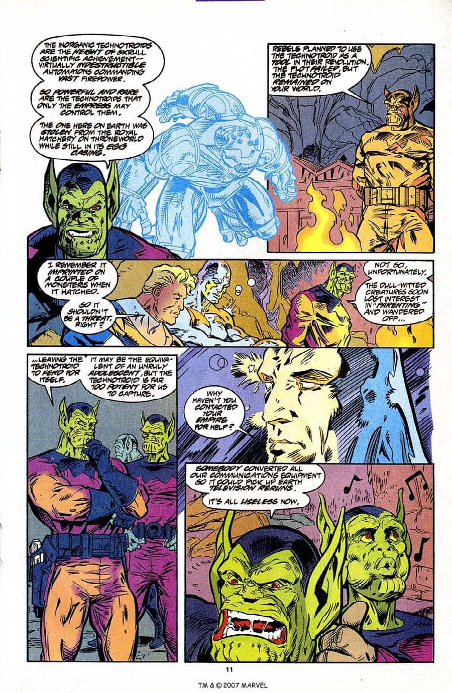 Read online Silver Surfer (1987) comic -  Issue #95 - 13