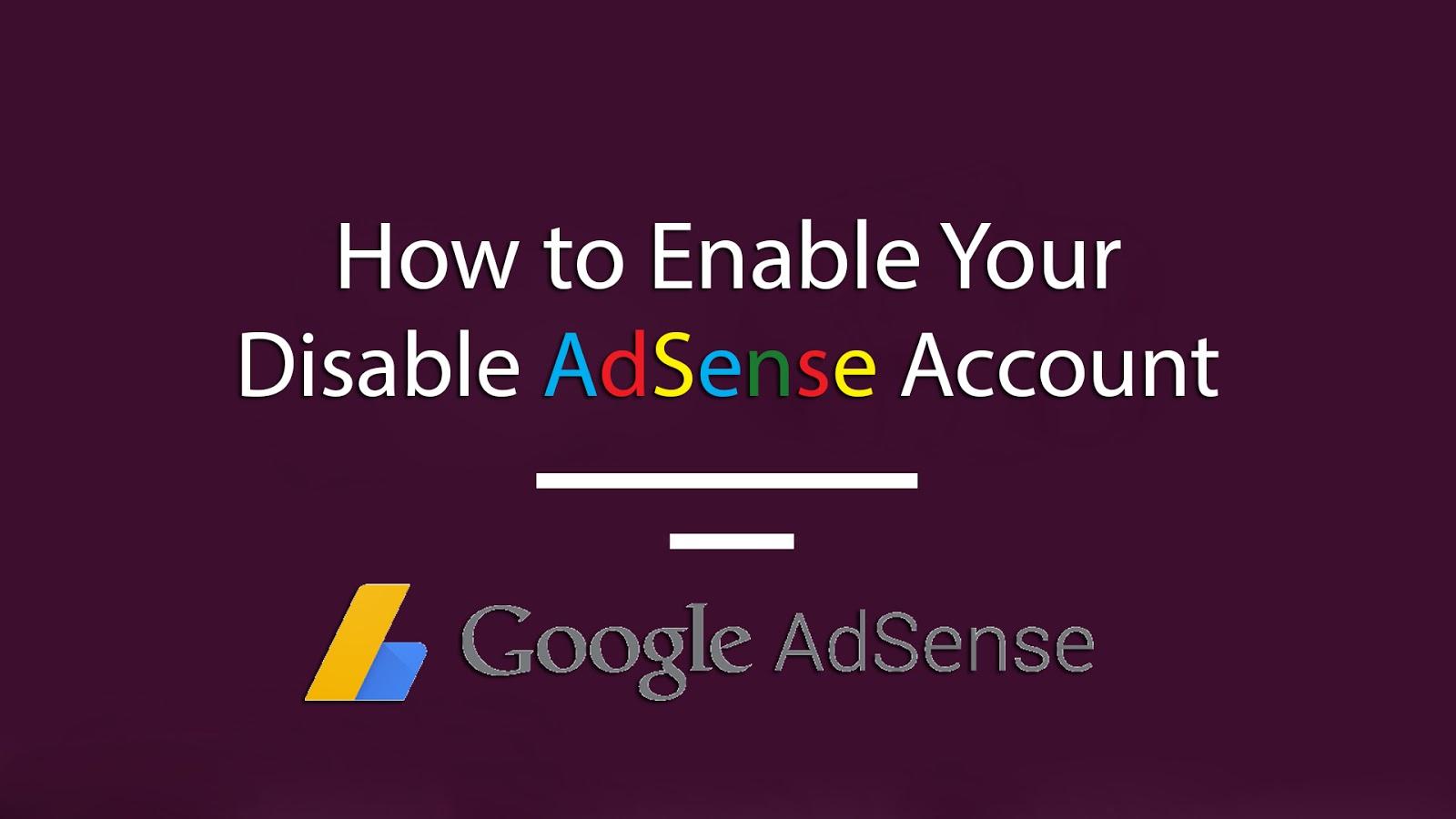 AdSense Account