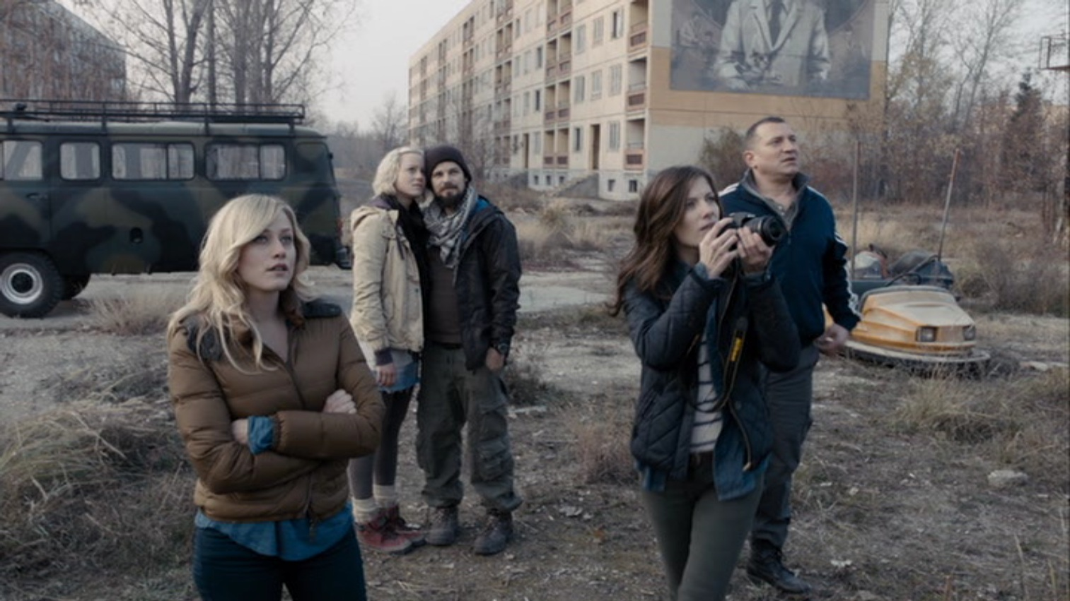Chernobyl Diaries 2 Stream