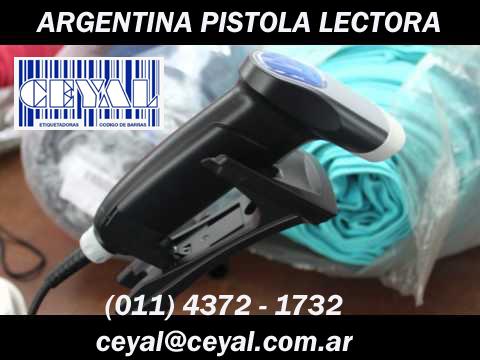 Codigo de barras buso Argentina