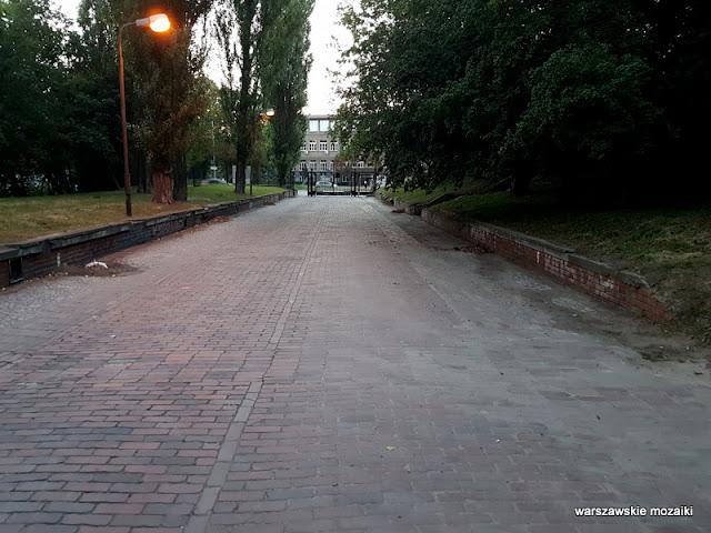 droga Warszawa Warsaw stadion tor żużlowy sportowy Mikołaj Kokozow Jerzy Wasilewski