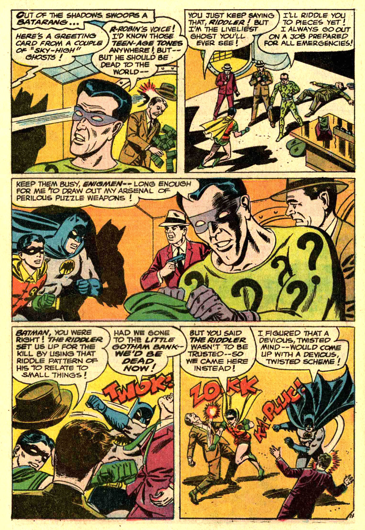 Detective Comics (1937) 362 Page 15