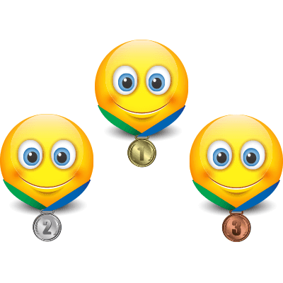 Olympic Smileys