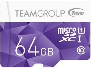 MICRO SD CLASS10 64GB