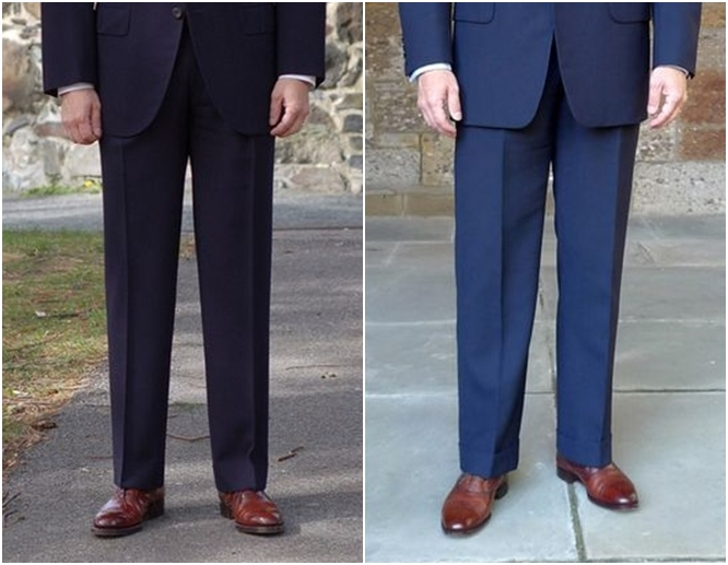 gent squared: 穿西裝才有的好比例:三種紳士裝增高術