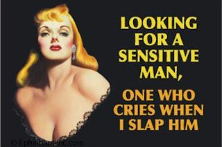 sensitive Modern Misandry