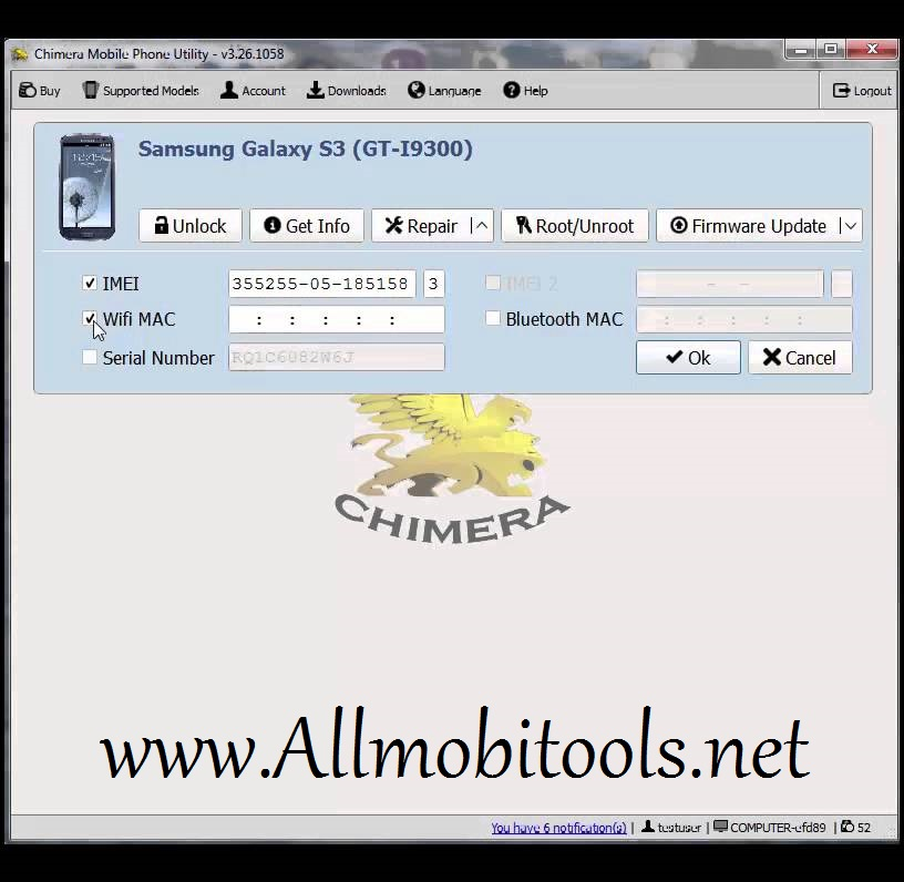 All Mobile Tools Are Here for Download: Chimera Tool {Crack