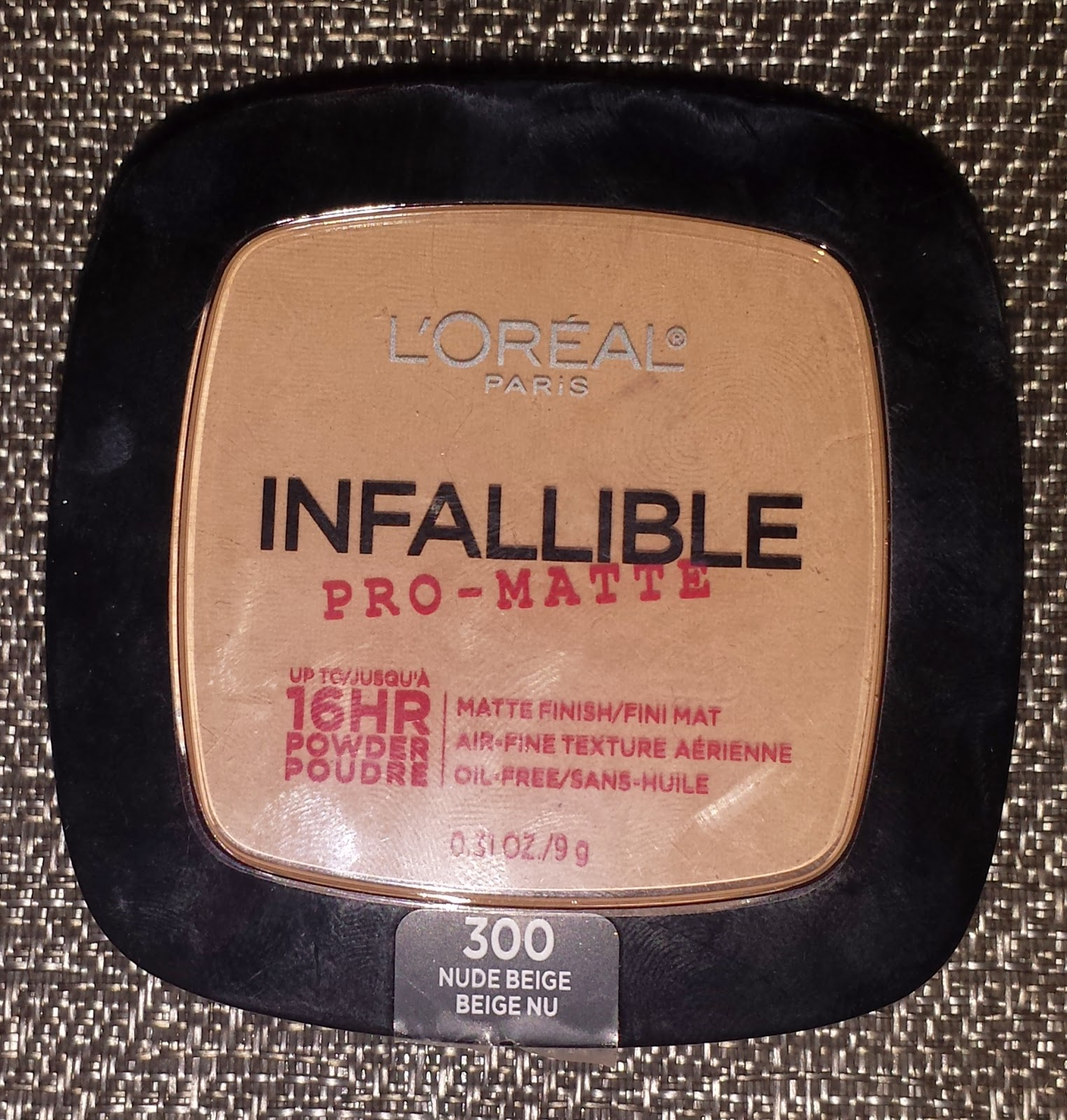 L'Oreal Infalliable Pro-Matte 16 Hr. Powder