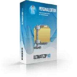 تحميل برنامج الضغط UltimateZip مع سيريال التفعيل
