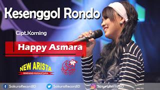 Happy Asmara - Kesenggol Rondo