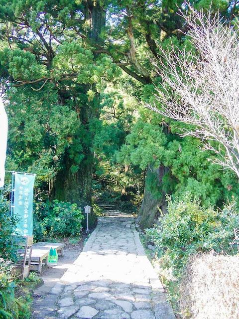 熊野古道「大門坂」