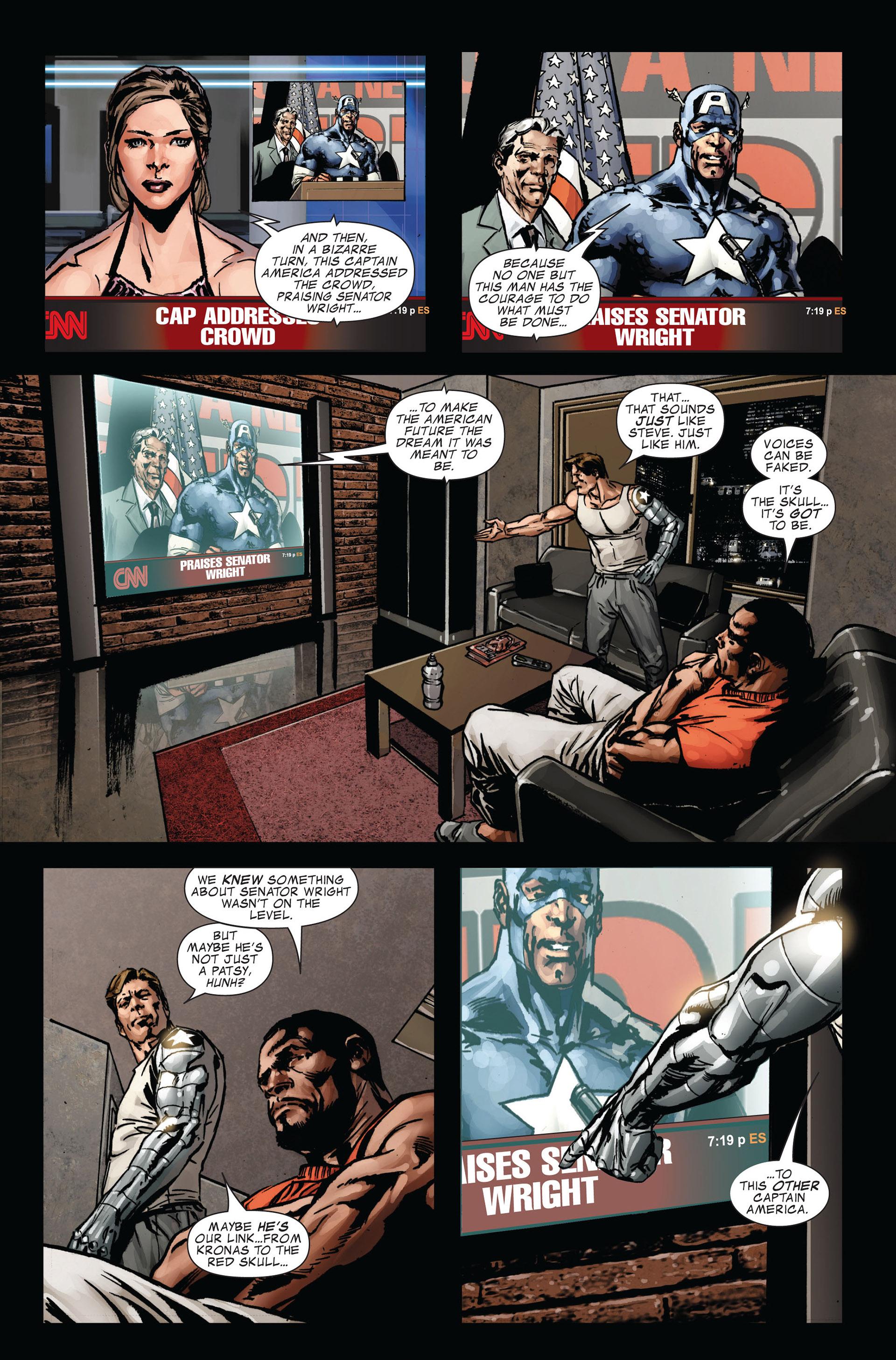 Captain America (2005) Issue #39 #39 - English 12