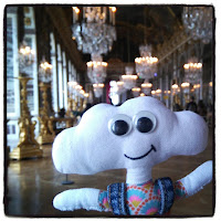 Mr Dream à la galerie des glaces