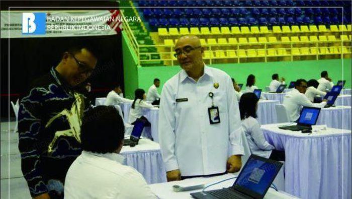 Usai dara ajang pertandingan Internasional, Para atlet diseleksi untuk menjadi (CPNS)