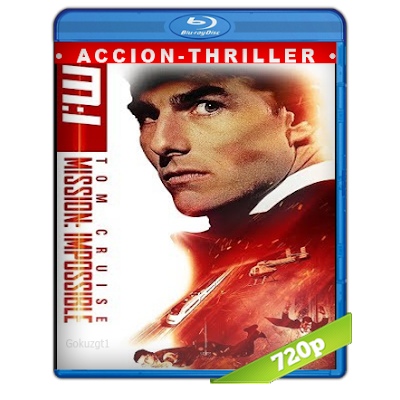 Mision Imposible (1996) BRRip 720p Audio Trial Latino-Castellano-Ingles 5.1