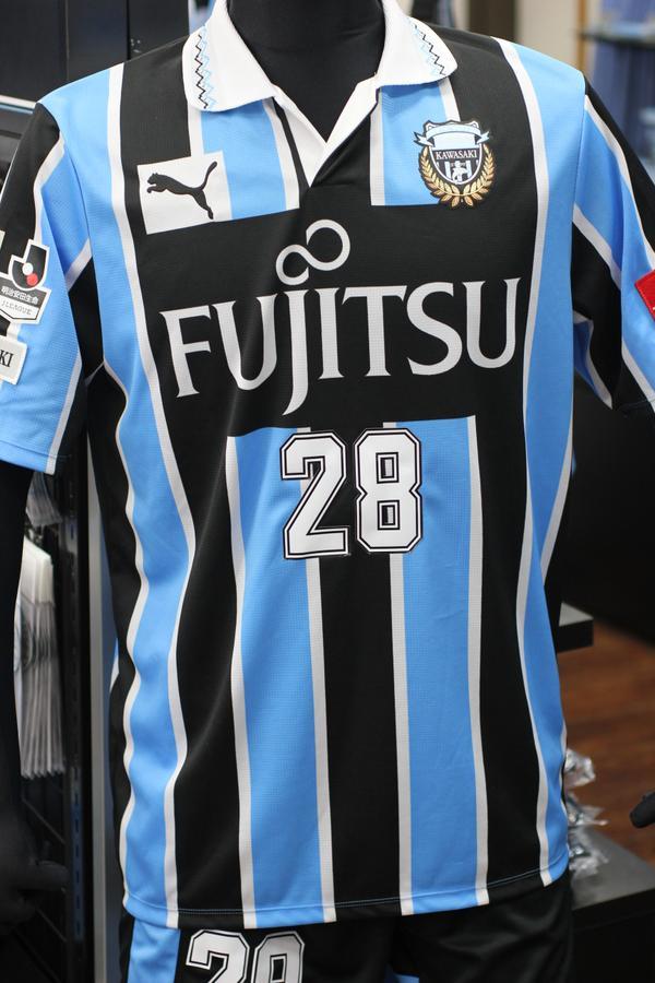 bfb9a268e1ce2 Kawasaki Frontale voltará a vestir Grêmio em 2016 - Show de Camisas