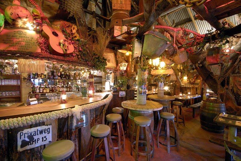 Finding Africa Joe S Beerhouse Windhoek Namibia